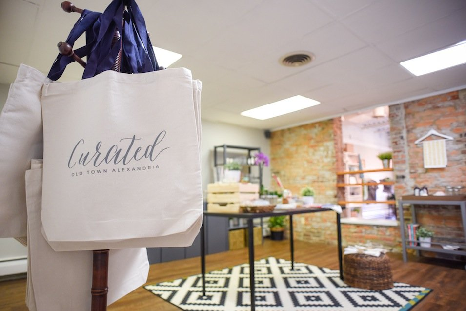See Inside Old Town Alexandria's Adorable New Boutique