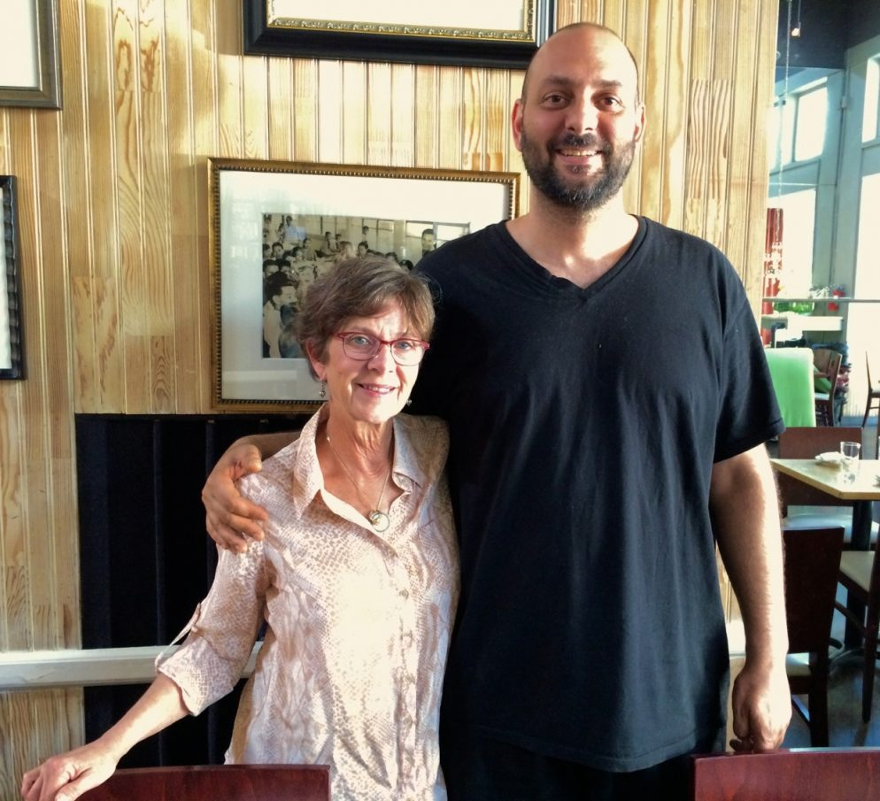 Q&A: Ann Cashion and John Manolatos on 20 Years of Cashion's Eat Place