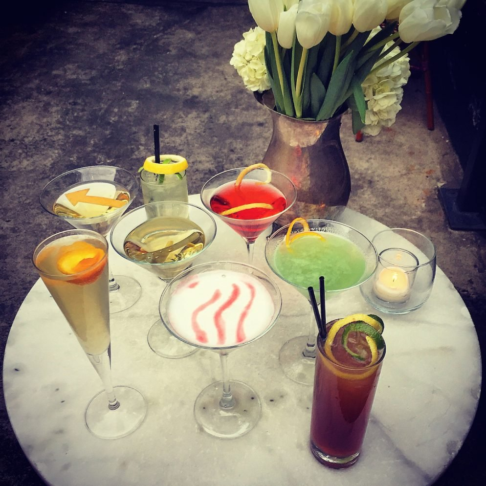 New This Week: Giant  Cocktails at the Gibson, DBGB Opens Its Patio