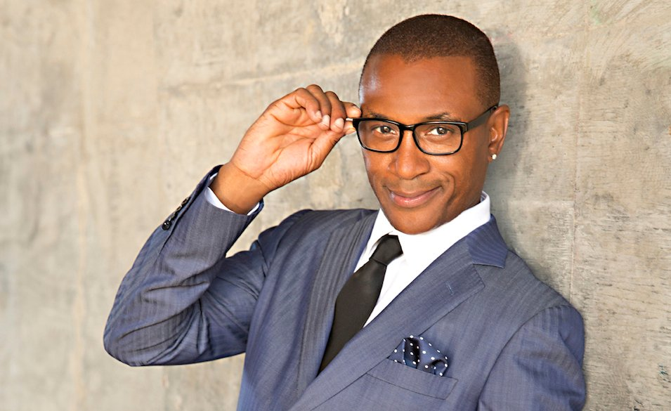 How DC Comedian Tommy Davidson Made it Big in Hollywood