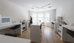 Peek Inside a Super-Stylish Collaborative Workspace