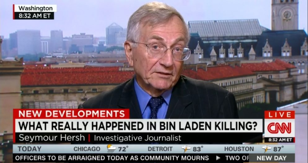 Recent Seymour Hersh Interviews, Ranked