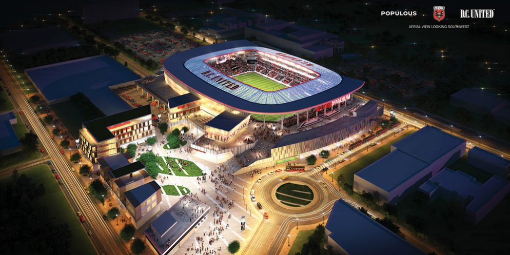 For Public Transportation, a Soccer Stadium in Loudoun County Makes More Sense