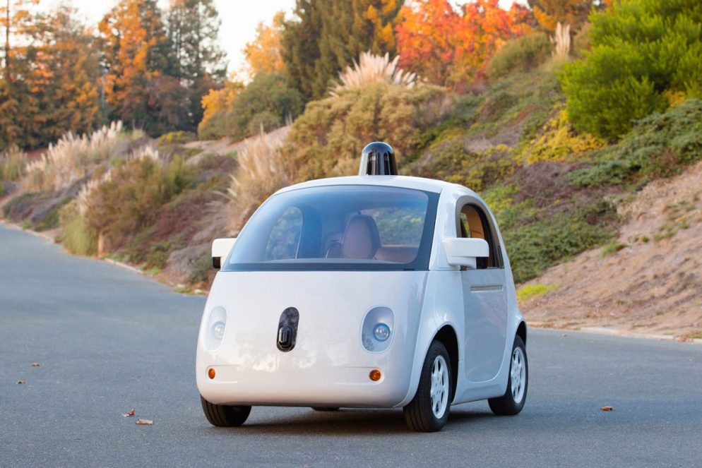 Driverless Cars are Coming to I-66, I-95, and the Beltway