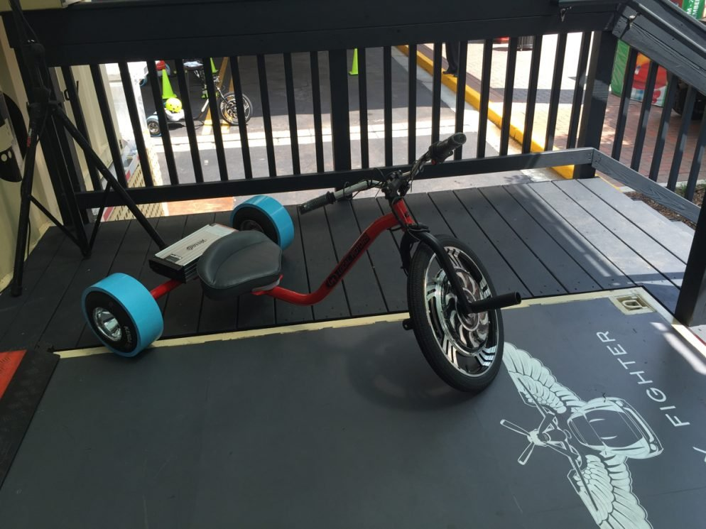 A Shop That Sells Motorized Tricycles Is Now Open in Arlington