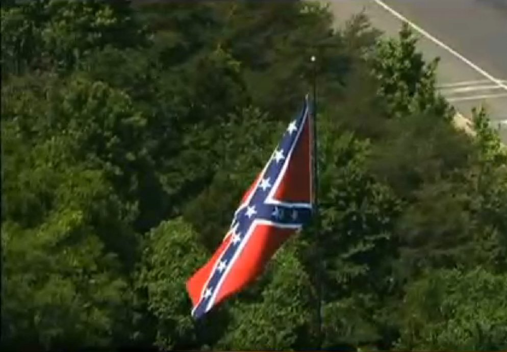 The Confederate Battle Flag Is Still All Over Virginia