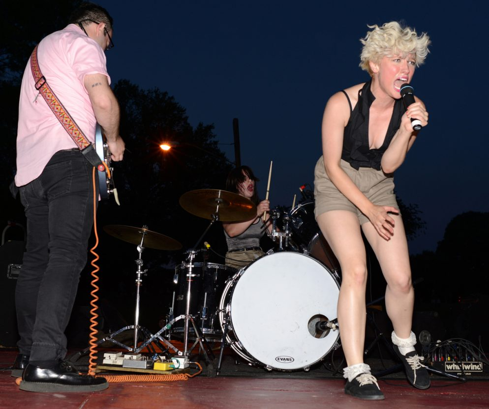 Fort Reno Concerts Are in Doubt, Again