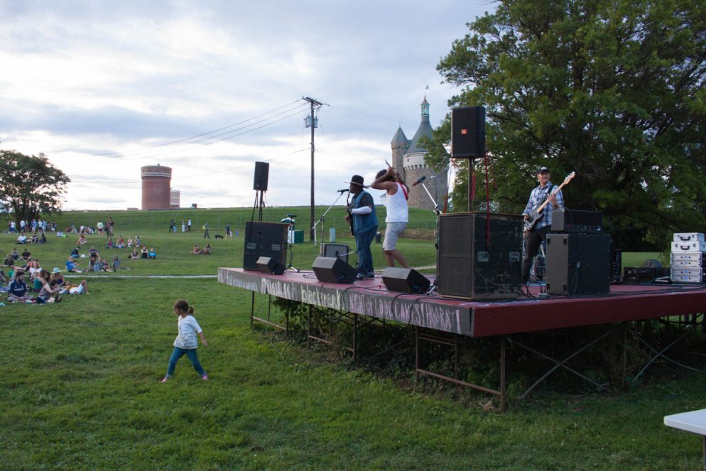 Fort Reno Concerts May Happen After All. Here's Who's Supposed to Play.