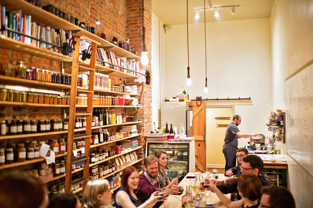 Seasonal Pantry Market Closes, but Supper Club Expands