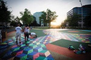 Behind the Scenes: Tysons Tiles
