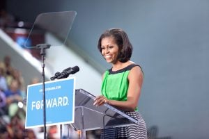 How Michelle Obama Has Shaped Nutrition Politics