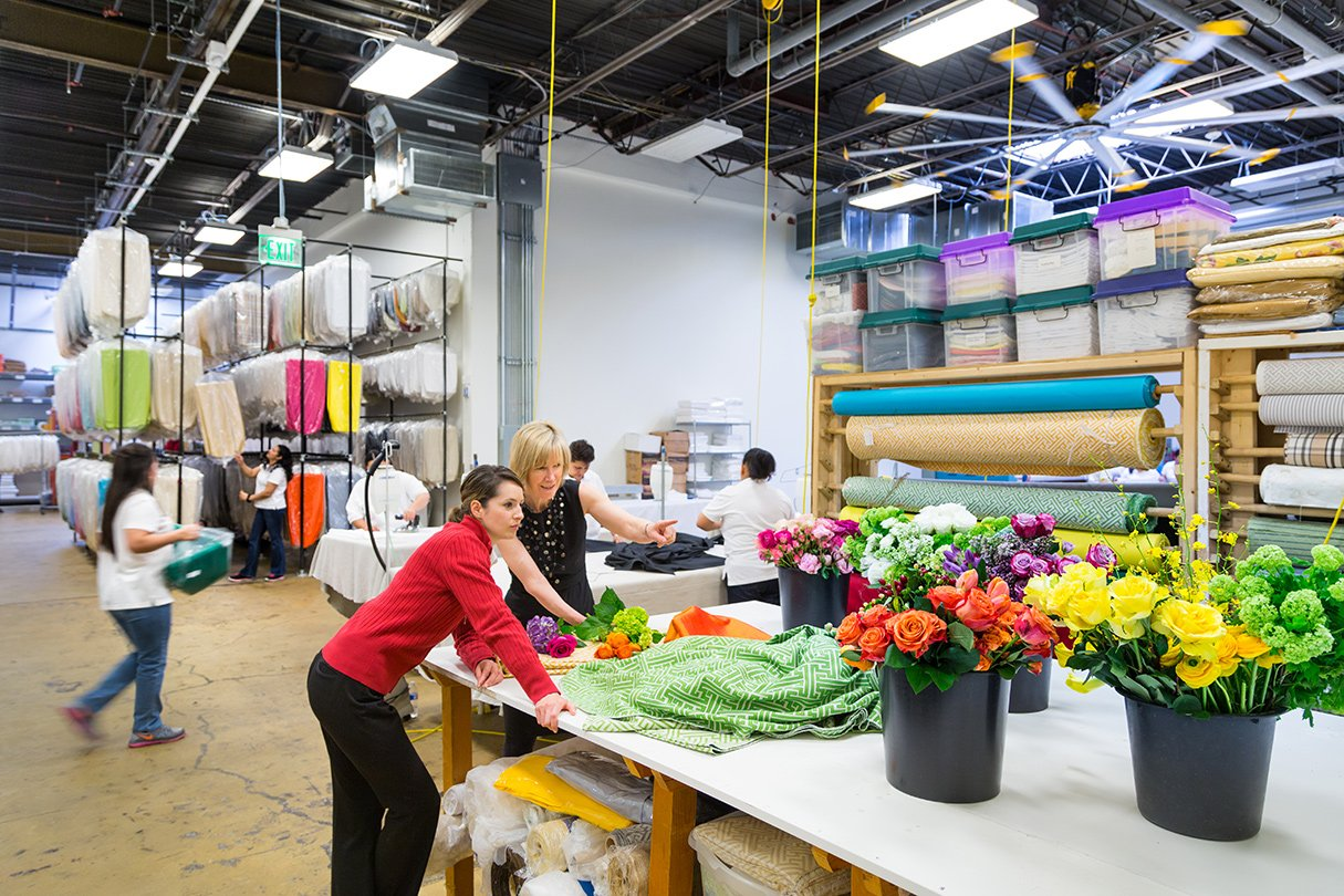 Behind the Scenes at Susan Gage Caterers' Warehouse