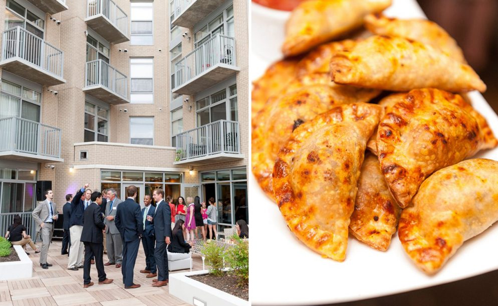 See Photos From the <em>Washingtonian</em> and The Bozzuto Group Cathedral Commons Grand Opening Event
