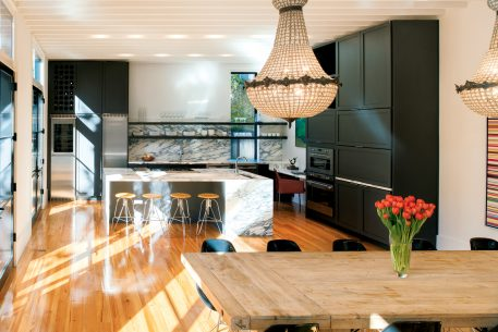 Updated: Look Inside This Stunning Modern Home in Palisades