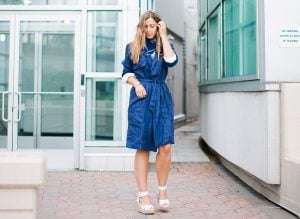 What to Wear on a Hot and Humid Rainy Day