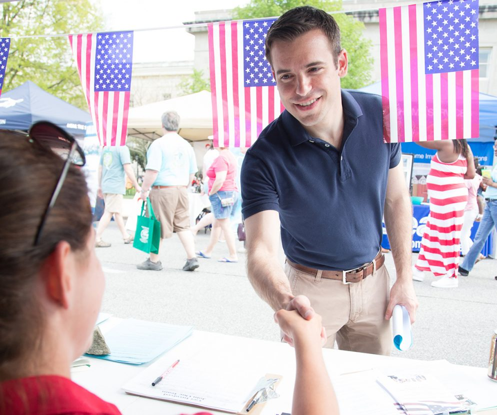 A Gay Republican Who Worked for Obama and Lived in DC Wants to Be Maryland's Next US Senator