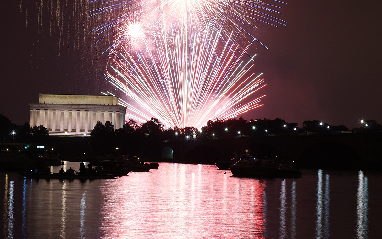 How to Celebrate Fourth of July in Washington, DC