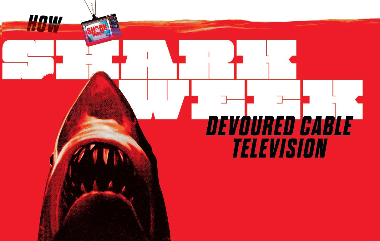 The Ridiculous, Bloody, Scientifically Questionable History of Shark Week