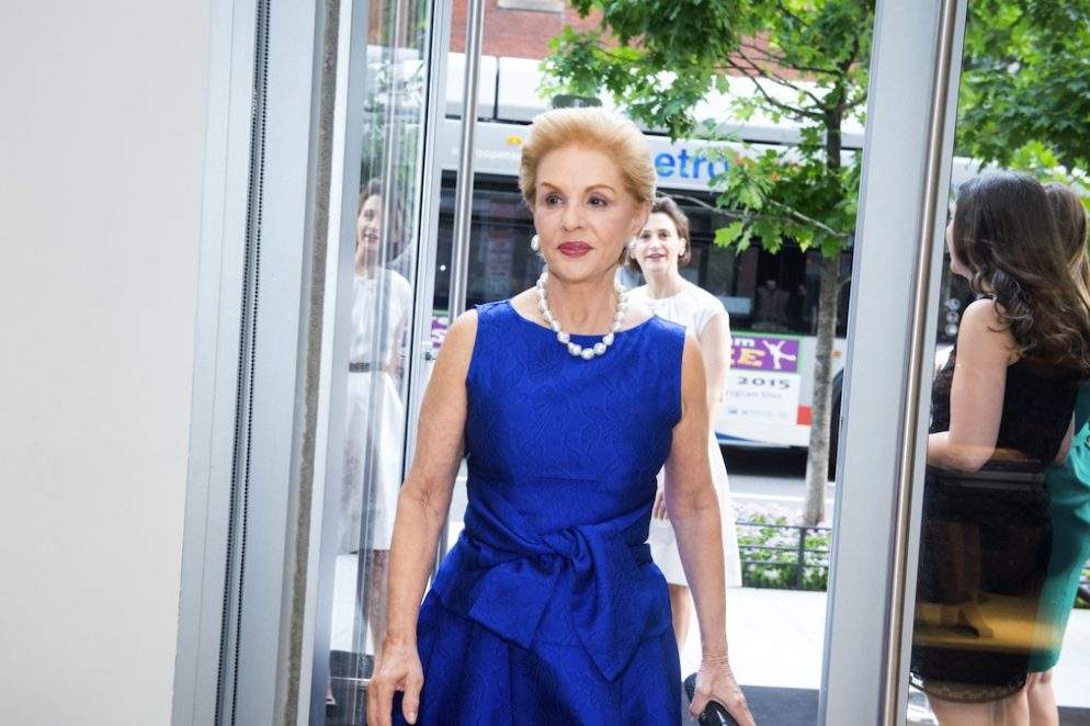 The Secret to Power Dressing, According to Carolina Herrera