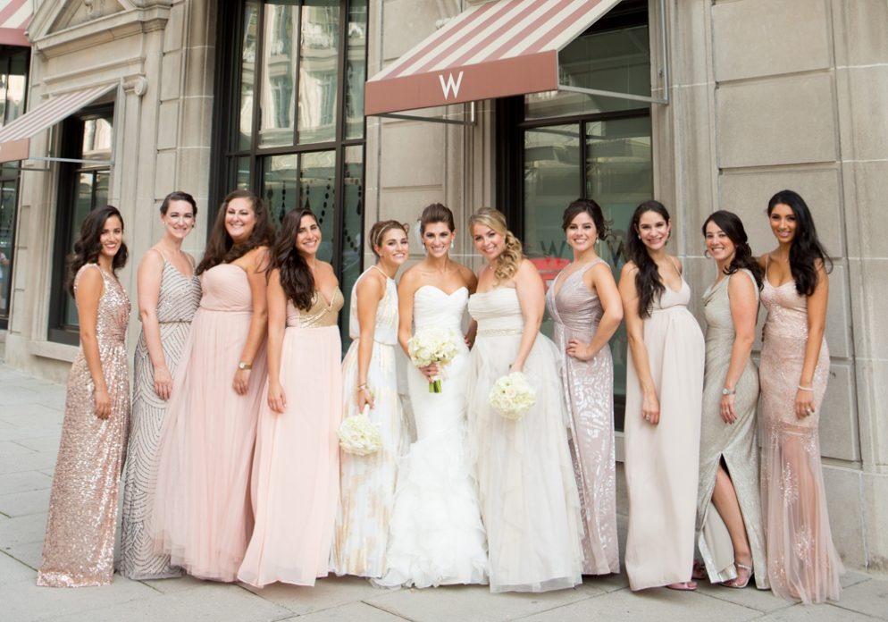 Tell Us About Your Bridal Party, Win 0 to Tuckernuck!