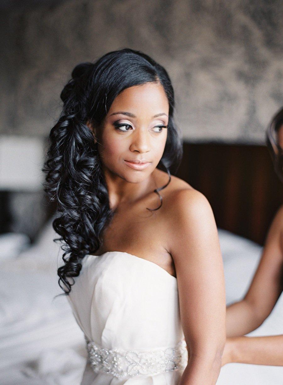 13 Times We Had Major Wedding Hair Envy | Washingtonian