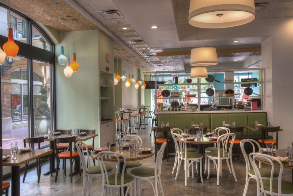 New York's AG Kitchen Makes Its Debut in Silver Spring