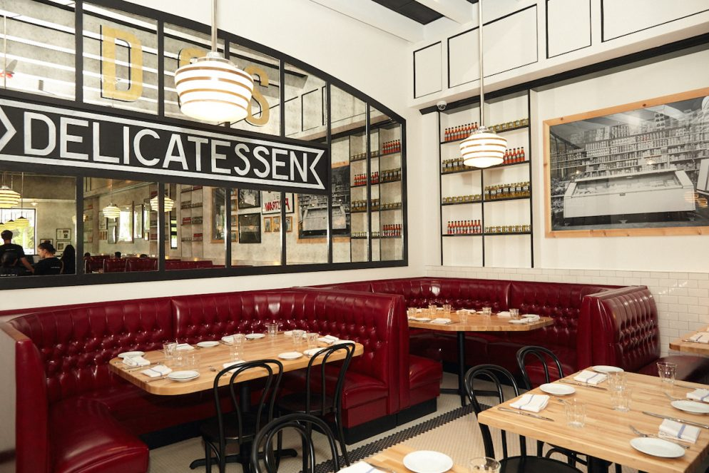 Take a Look Inside DGS Delicatessen's New Mosaic District Location