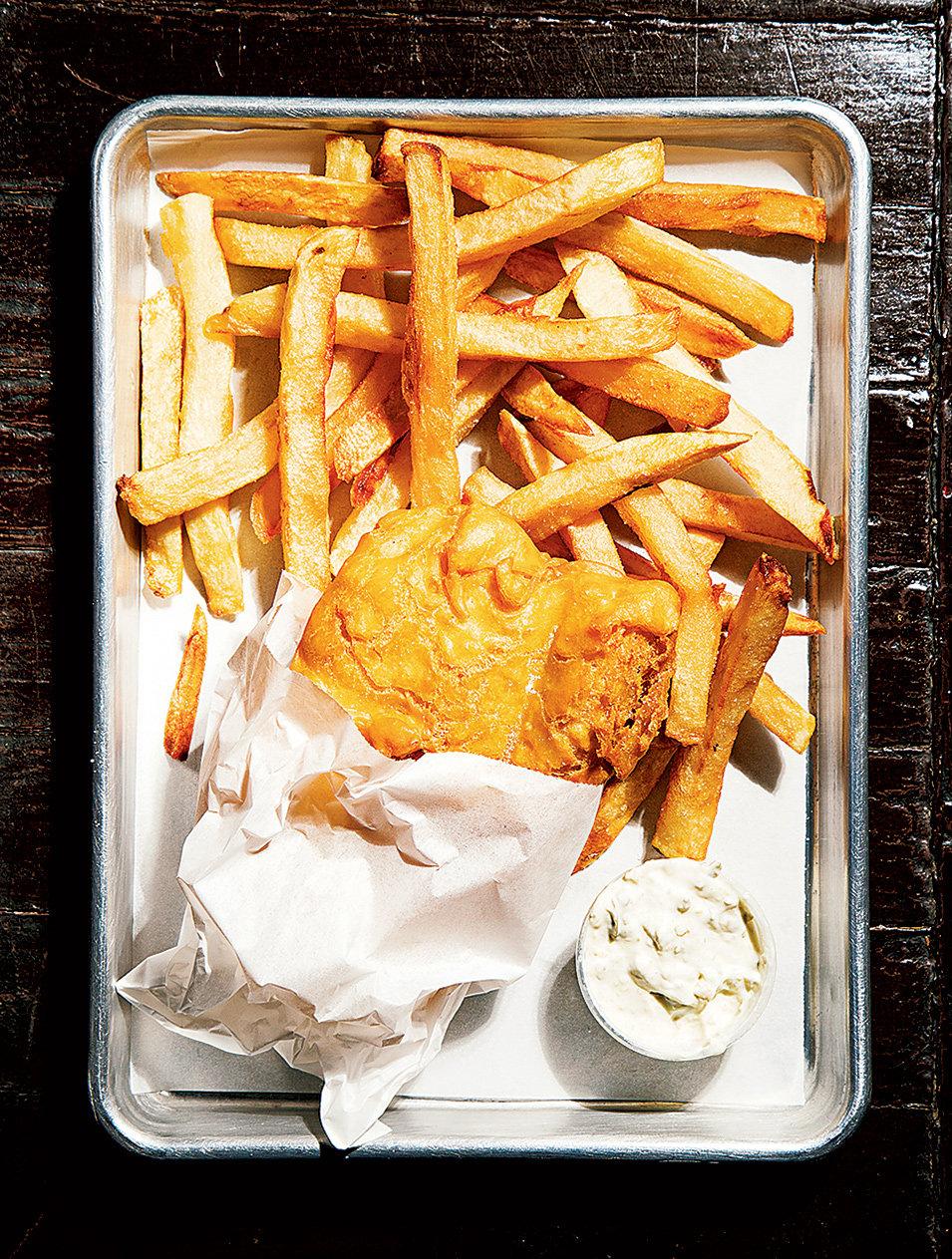 Cheap Eats 2015: Eamonn's a Dublin Chipper