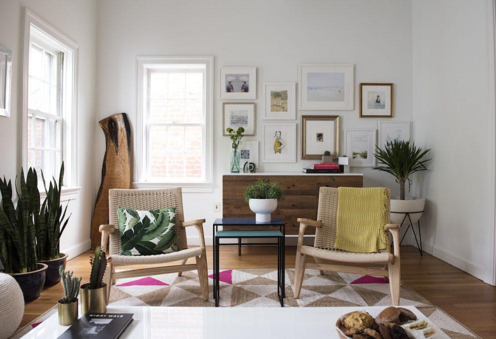 Peek Inside Framebridge's Super-Stylish Georgetown Office