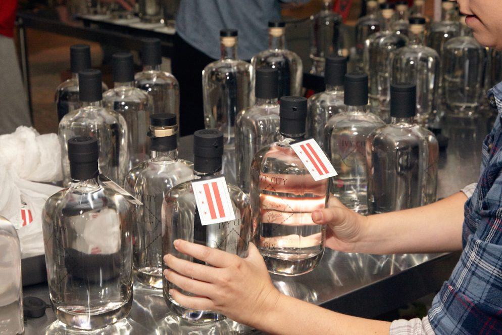 Exclusive: One Eight Distilling Is Ready to Release Its DC-Made Ivy City Gin