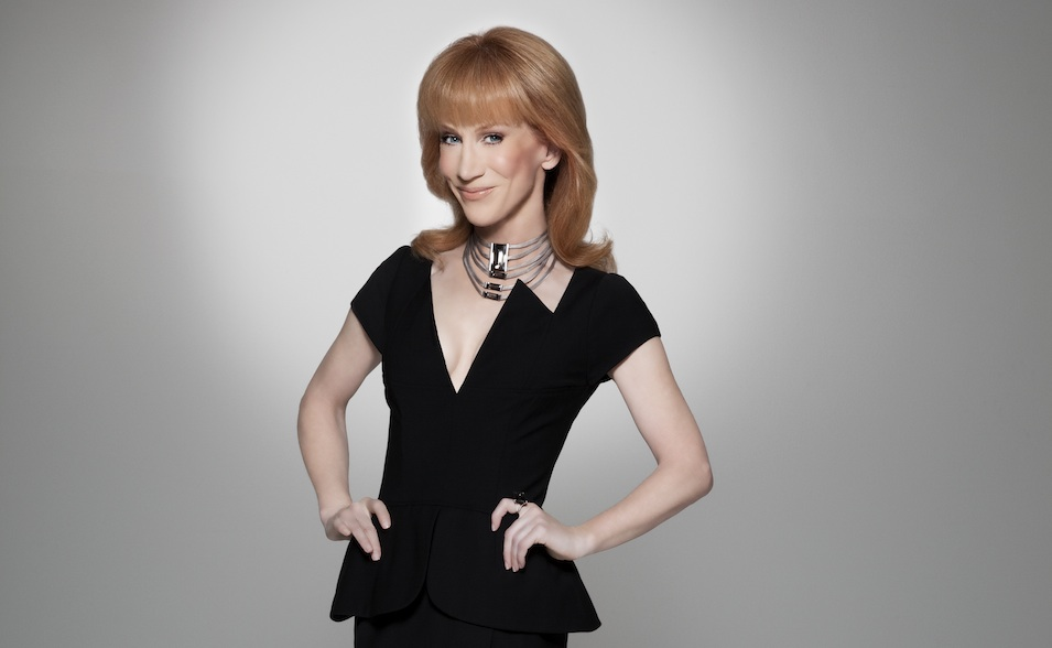 Kathy Griffin on Caitlyn Jenner: 'What She's Doing Is Such a Great Statement Against Ageism.'