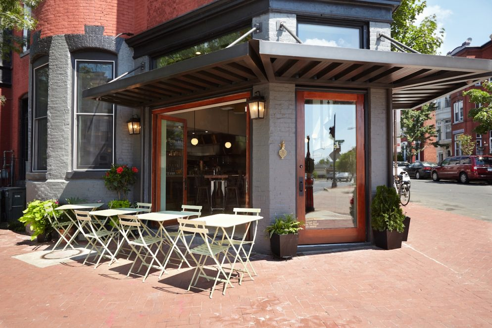 Take a Look Inside Ledroit Park's Exciting New Restaurant: The Royal