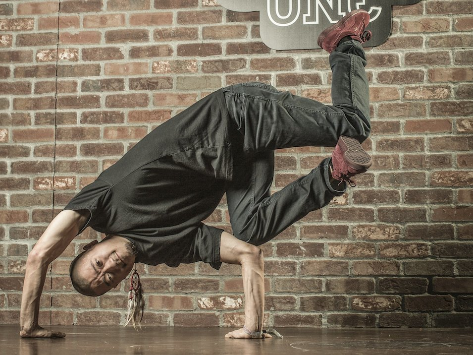 Inside Washington's Breakdancing Scene
