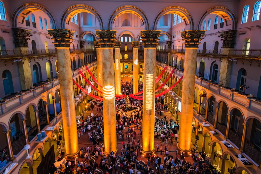The Top Dishes and Drinks From the 2015 AT&T Best of Washington Party