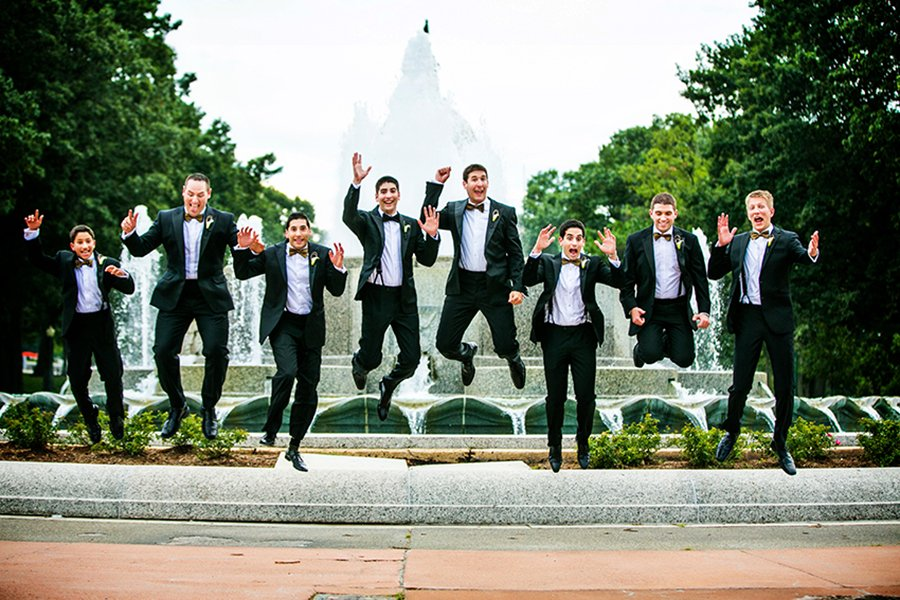 20 Amazing Places for Wedding Photos in Washington, DC