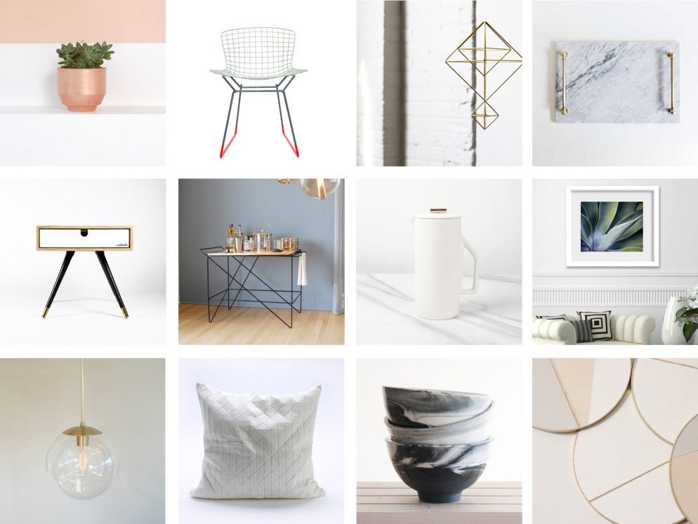 12 Great Home Decor Finds On Etsy Right Now