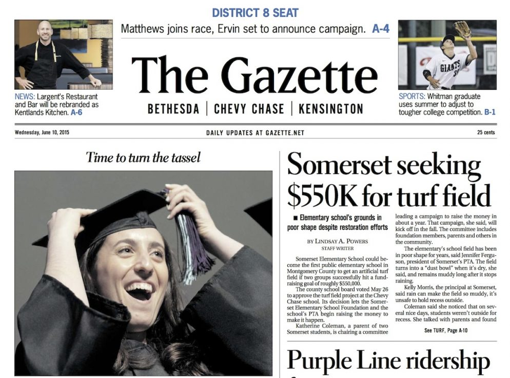 How the Gazette Taught Me to Be a Reporter