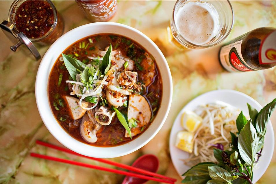 Cheap Eats 2013: Huong Viet