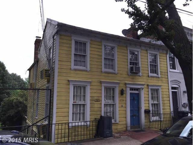 Julia Child's Former Georgetown Home Is On the Market for alt=