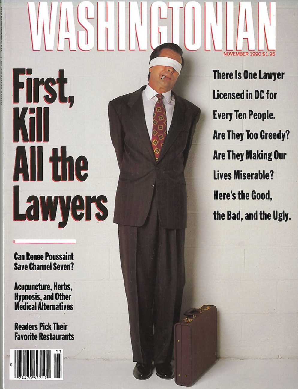 First, Kill All the Lawyers–Or Maybe All the Journalists