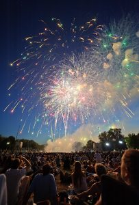 Where to Watch Fireworks in DC for the Fourth of July