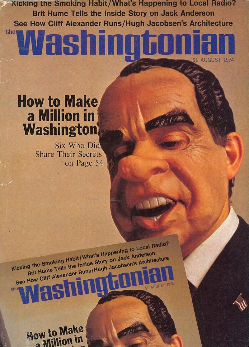 Help Us Pick Washington's Biggest Moments of the Last 50 Years