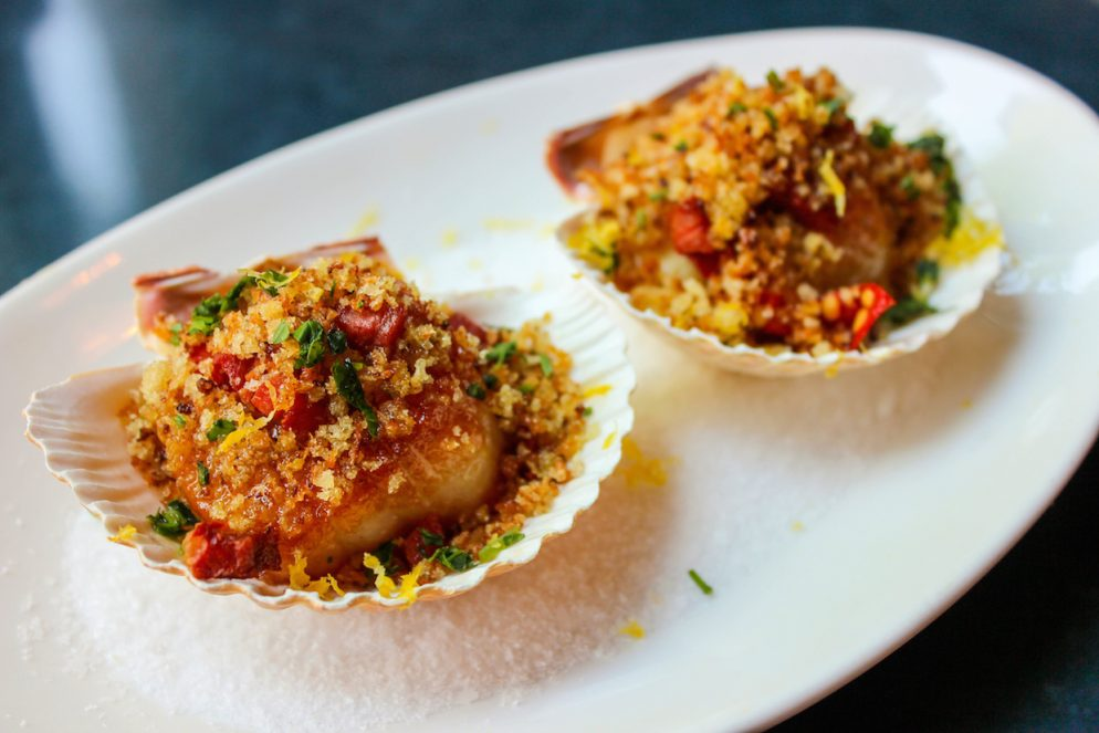 Summer Recipe: Mike Isabella's Diver Scallops Casino