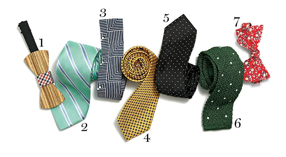 How to Pick Out a Tie for Your Dad