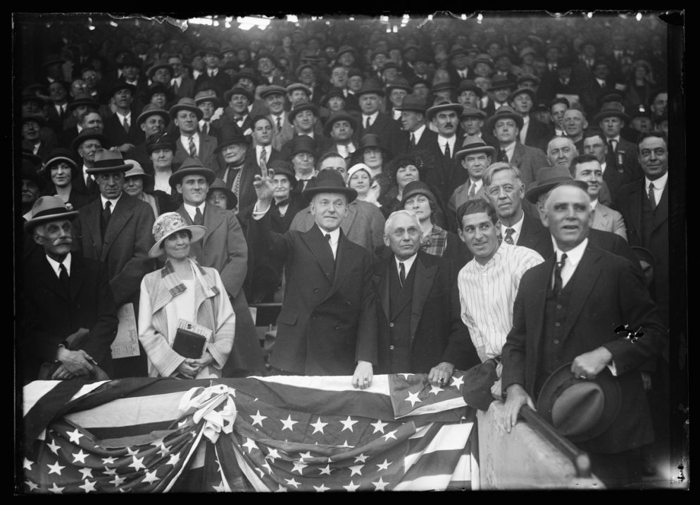 The Nationals Are Putting the Wrong Coolidge on the Field