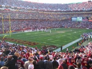 Poll: 25 Percent of Football Fans Think Redskins Should Change Their Name