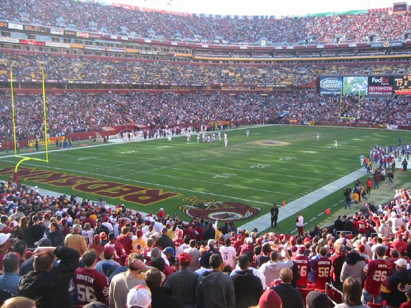 Federal Judge Agrees With Cancellation of Redskins' Trademarks