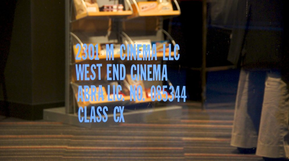 Landmark Theatres to Reopen West End Cinema