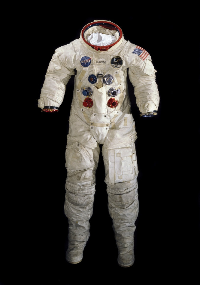 Smithsonian Launches Kickstarter Campaign for Neil Armstrong's Apollo 11 Spacesuit
