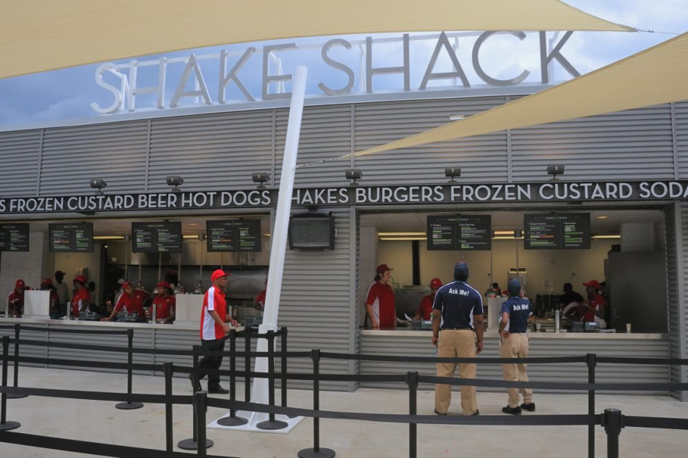 The DC Government's Preferred Typeface Is the Same as Shake Shack's